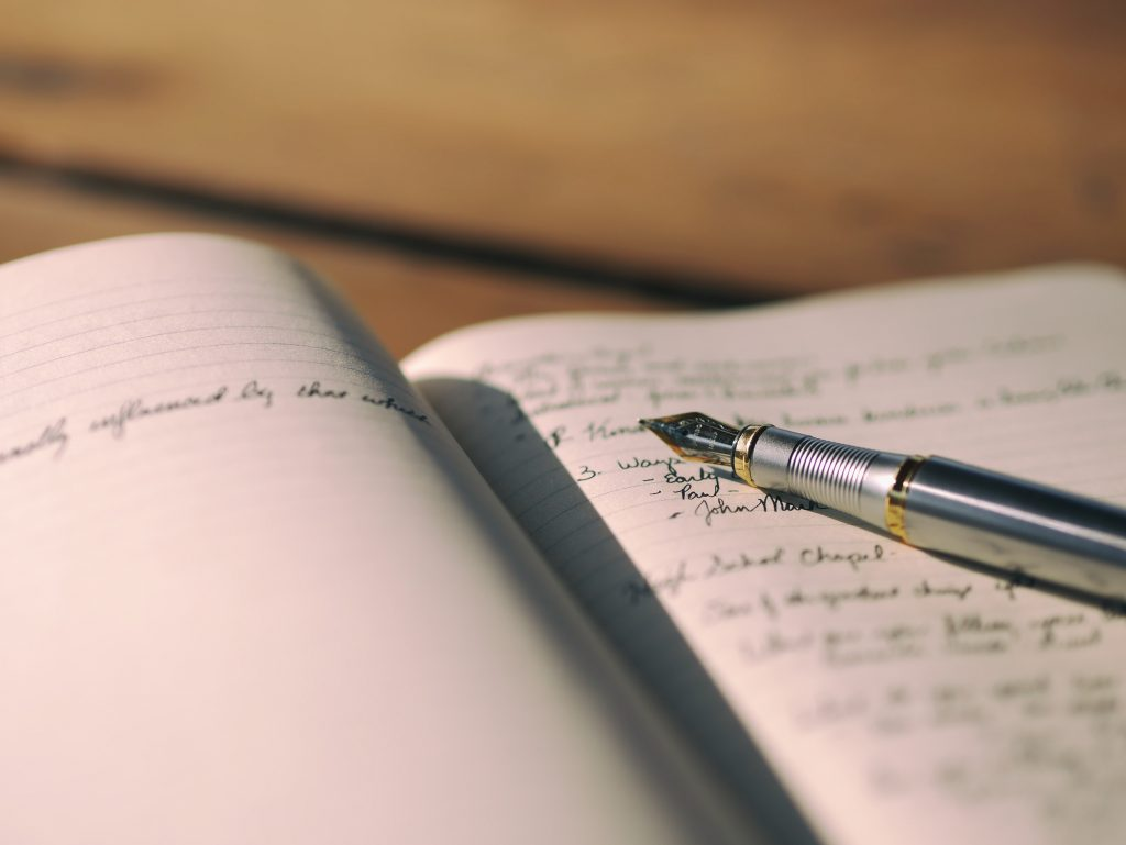 notitieboekje